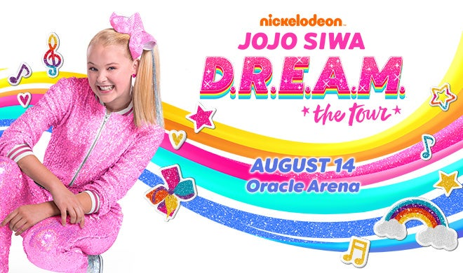 Jojo Siwa with special guests The Belles