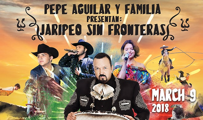 Pepe Aguilar   Oakland Arena and RingCentral Coliseum