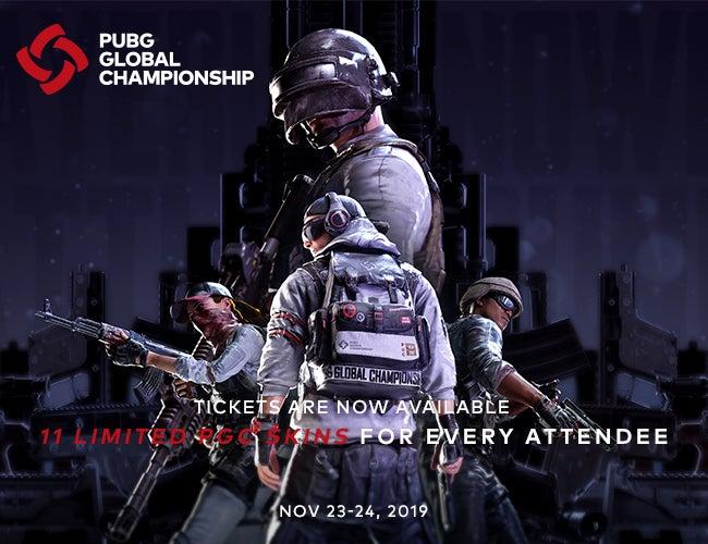 PUBG Global Championship 2019