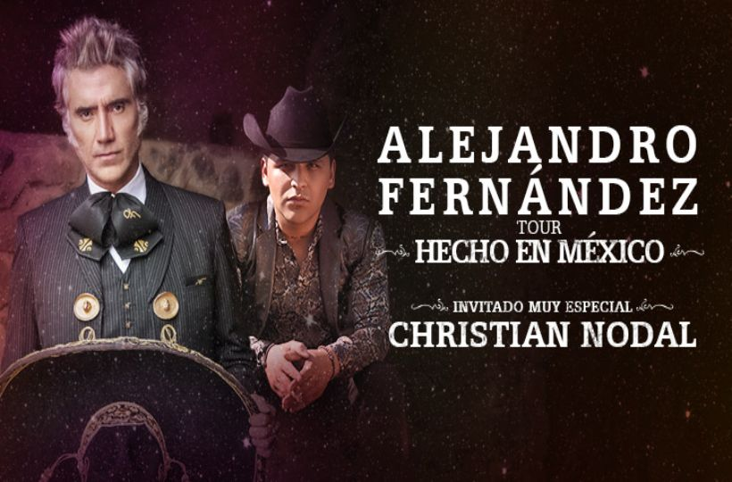 More Info for POSTPONED: Alejandro Fernandez