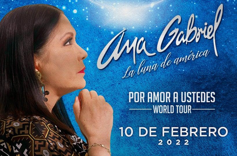 More Info for Ana Gabriel