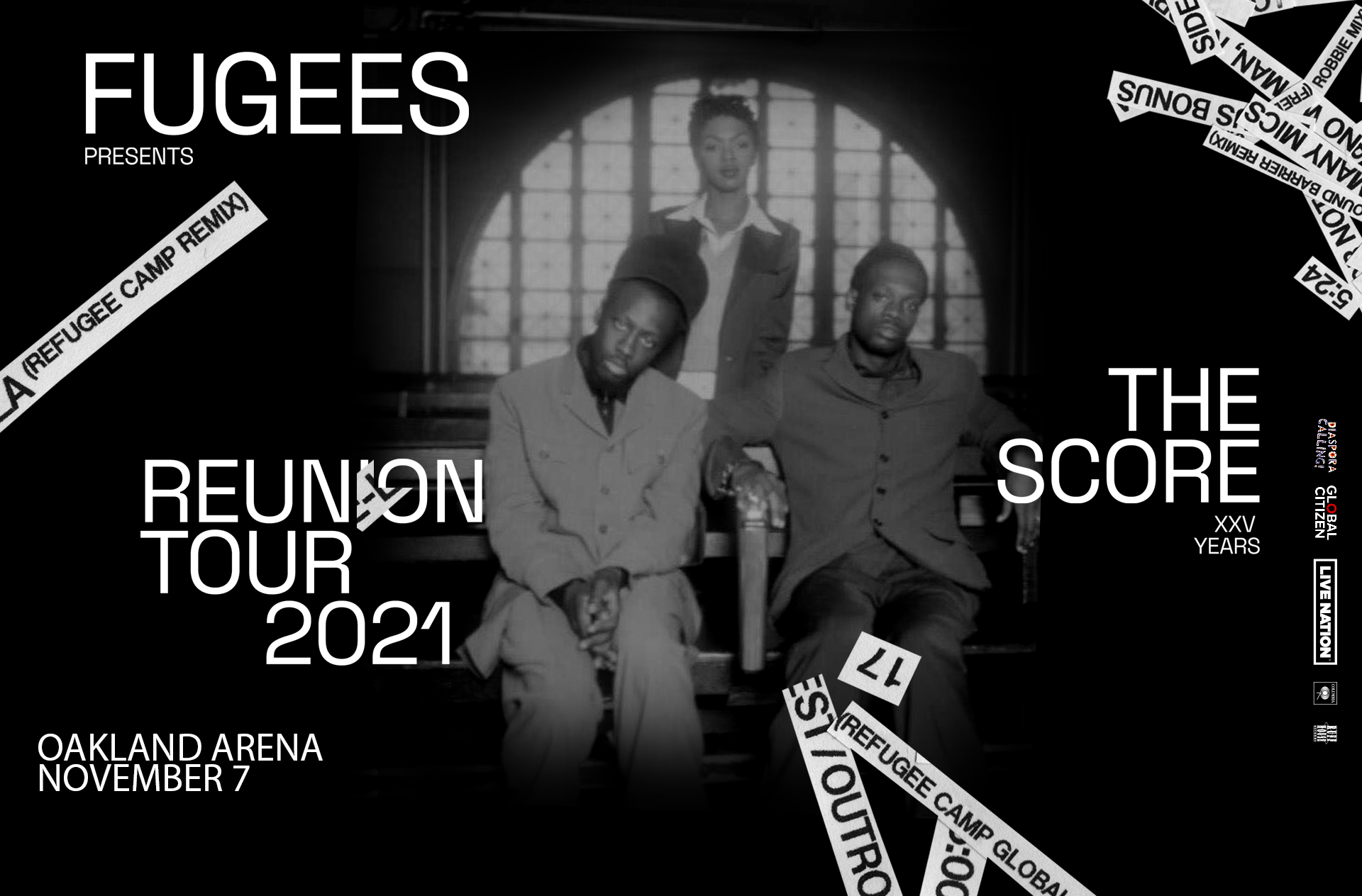 More Info for The Fugees