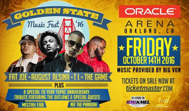 Golden State Music Festival