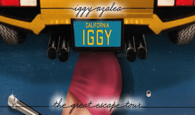 More Info for Iggy Azalea The Great Escape Tour Rescheduled