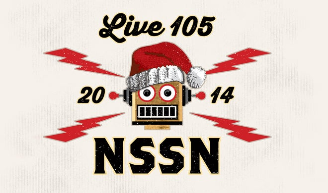 Live 105 Not So Silent Night