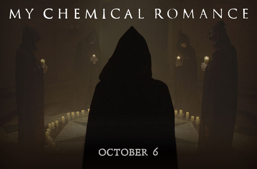 More Info for My Chemical Romance