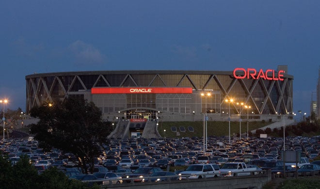 Parking | Oracle Arena and RingCentral Coliseum