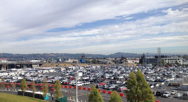 Parking | Oracle Arena and Oakland-Alameda County Coliseum