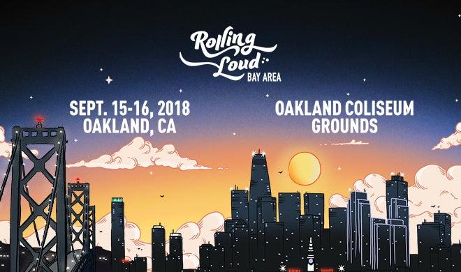 Rolling Loud Bay Area