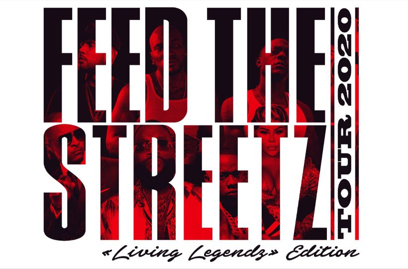 POSTPONED: Feed The Streetz