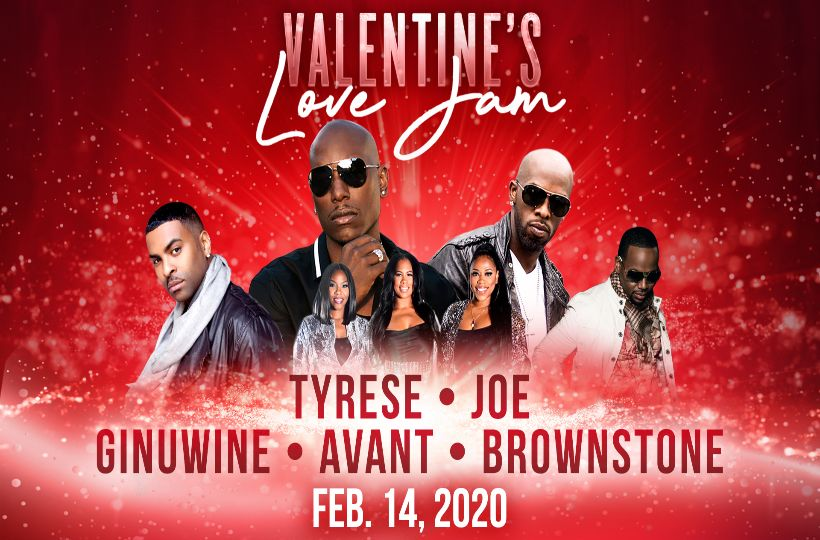 More Info for Valentine's Love Jam