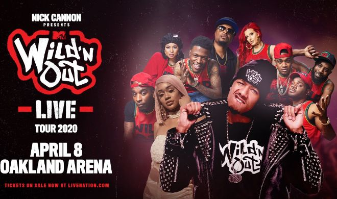 Nick Cannon Presents MTV Wild 'N Out Live Tour 2020