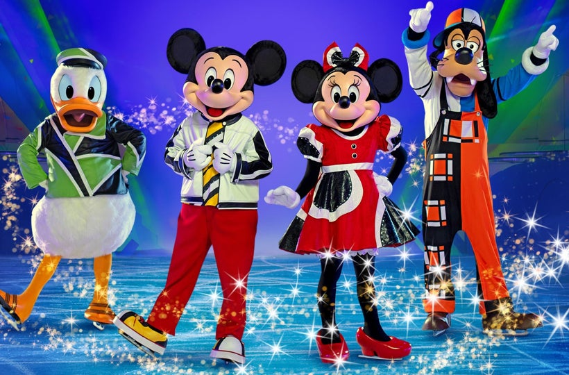 More Info for Disney On Ice Mickey's Search Party
