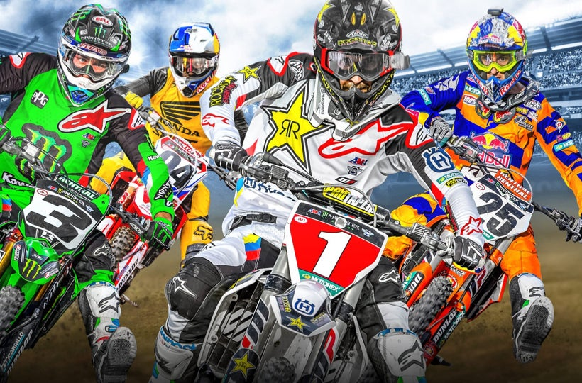 More Info for Supercross Futures