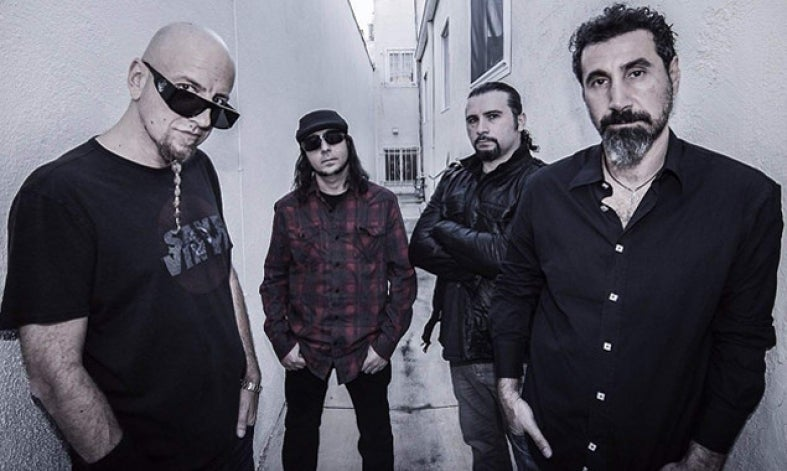 More Info for System of a Down